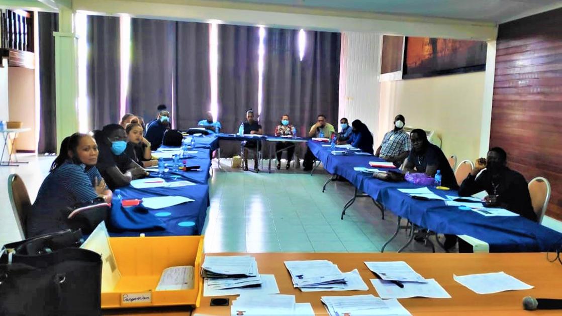 Workshop voor CBB-personeel afdeling Paspoorten